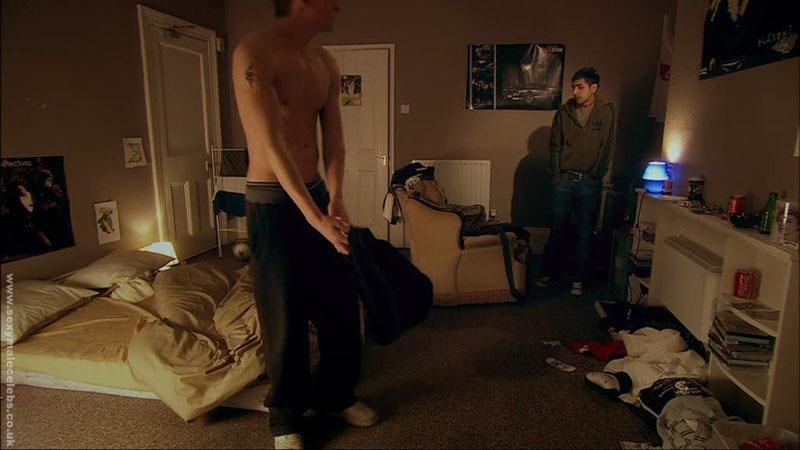 Elliott Tittensor and Naveed Choudry in Protect Me From What I Want image
