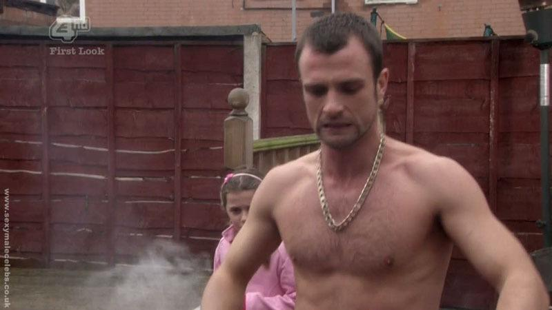 Ciaran Griffiths Shirtless image