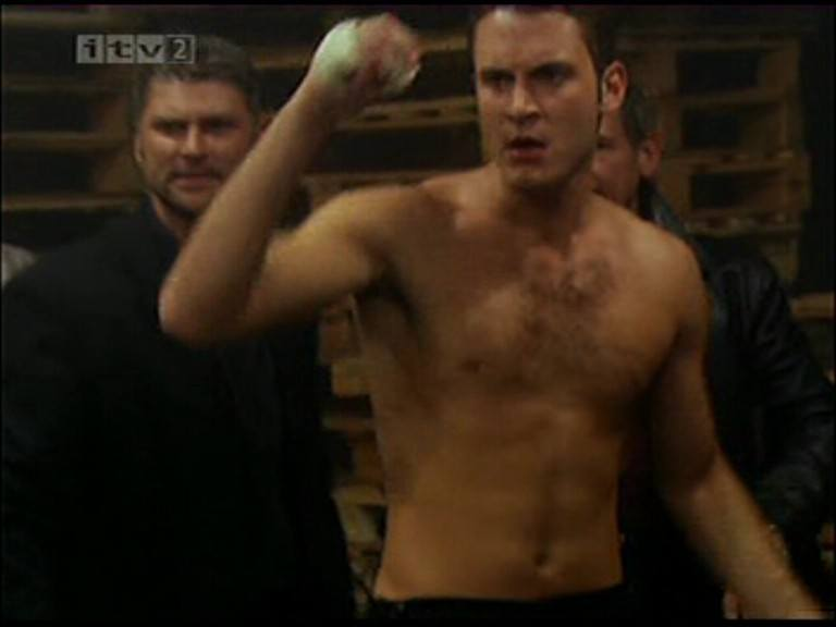 Gary Lucy Shirtless   Part 1 image