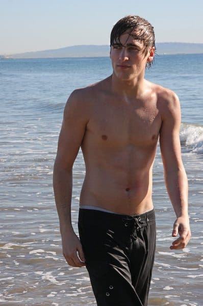 Kendall Schmidt Shirtless