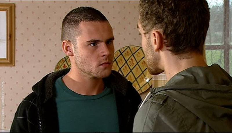 Danny Miller and Adam Thomas