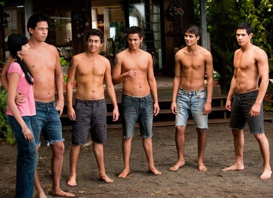 Twilight Boys Shirtless
