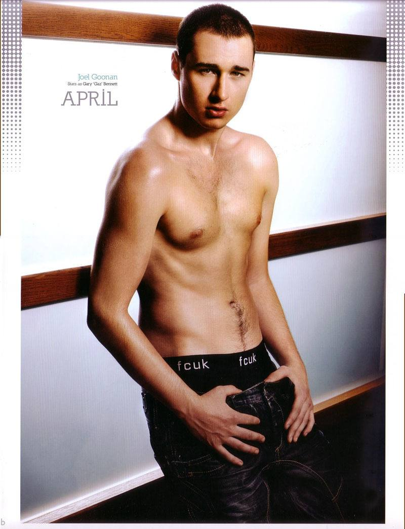 Hollyoaks 2011 Calendar Pictures