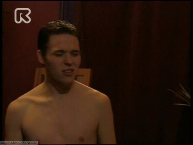David Paisley Shirtless In Tinsel Town image