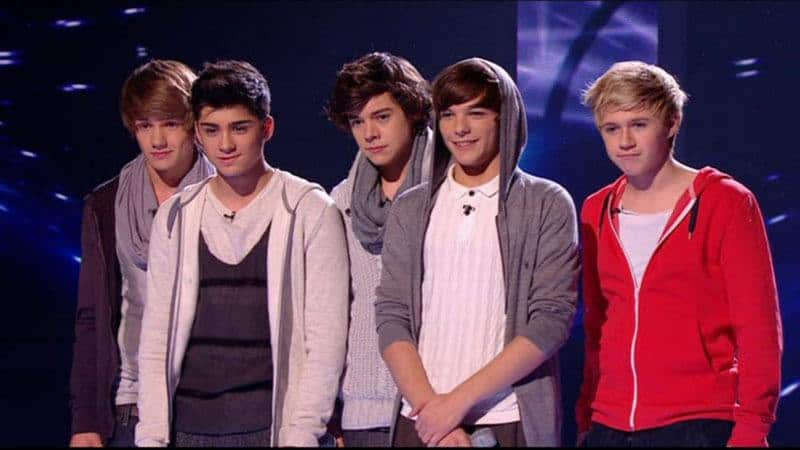 1 Direction In X Factor Final