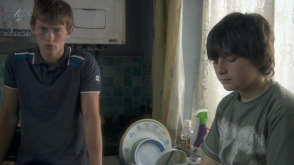Elliott Tittensor Shameless Series 8 Episode 2 image