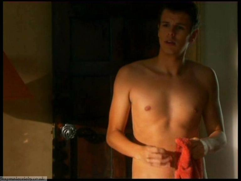 Tom Swire Naked In Footballers Wives