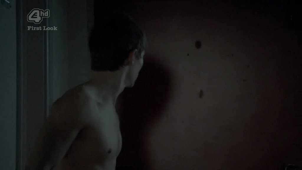 Elliott Tittensor Shirtless In Shameless Series 8 Episode 10 Part 1
