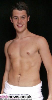 Ben Ellis (Shirtless) image
