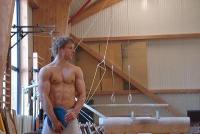 Epke Zonderland (Shirtless and Trunks) image