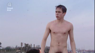 Joe Thomas Naked in The Inbetweeners image