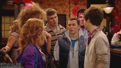 The Casts of Two Pints, Grown Ups and Coming of Age image