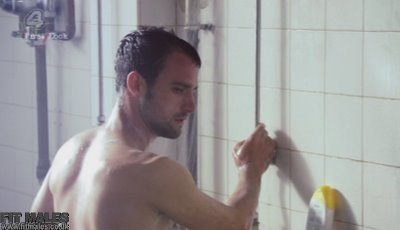 Shameless: The Men in Football Kit and the Showers