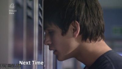 Skins 12 March 2009: Shirtless Jack OConnell and lots of Luke Pasqualino
