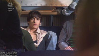 Skins 26th Feb 2009: Luke Pasqualino and Jack OConnell image