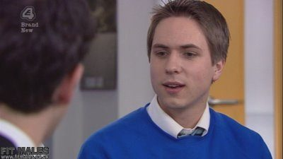 James Buckley and Vladimir Consigny in The Inbetweeners