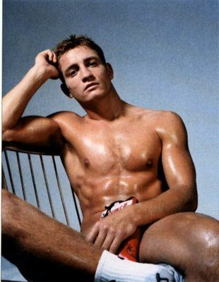Philip Olivier Shirtless and Naked! image