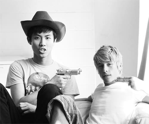Mitch Hewer   Kai Z Feng Shots