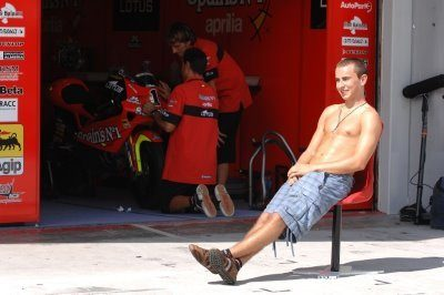 Jorge Lorenzo (Lots of Shirtless) image
