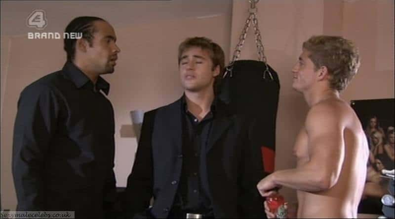 Phil Olivier in Hollyoaks In The City image