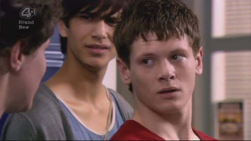 Jack O'Connell - Skins S03E01