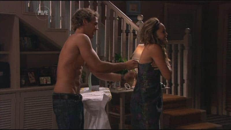 Lincon Lewis Shirtless image