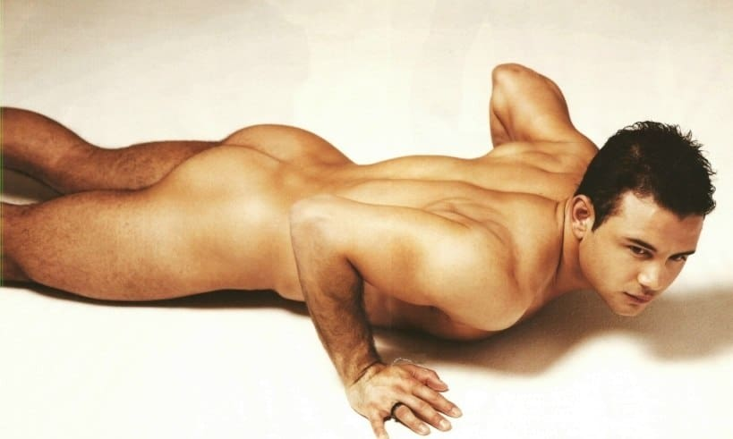 Ryan Thomas Naked Attitude
