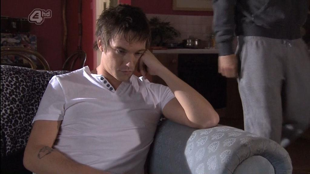 Andrew Moss In Hollyoaks