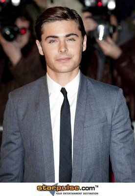Zac Efron at the London Premiere of 17 Again image