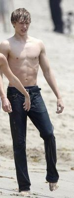 Lucas Till Shirtless image