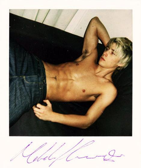 Something is. Mitch hewer naked agree, this
