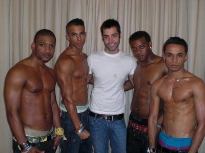 JLS Shirtless image