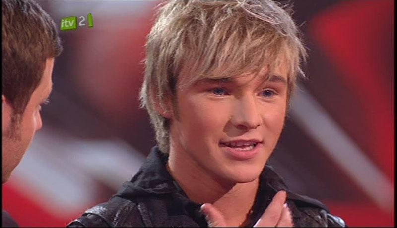 Lloyd Daniels In X Factor - Live Show 1