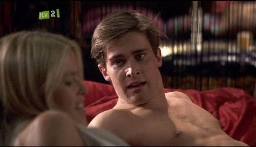 Christian Cooke Naked In Trinity image