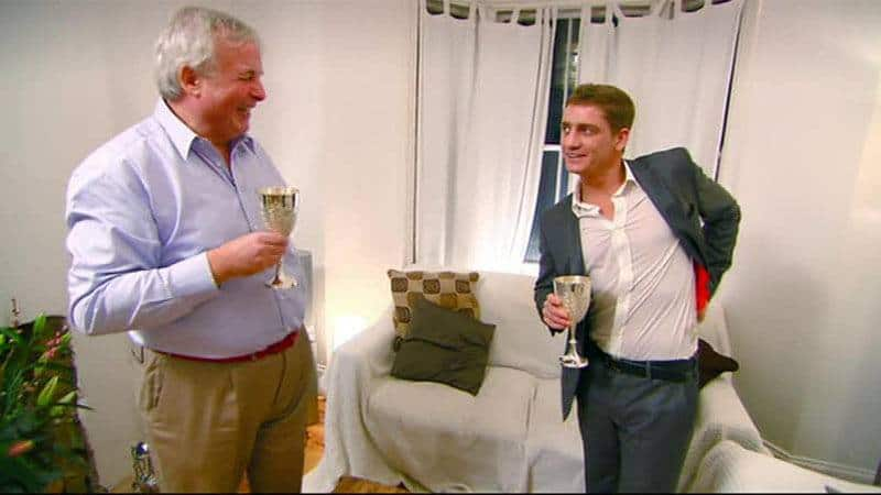 Phil Olivier   Come Dine With Me image