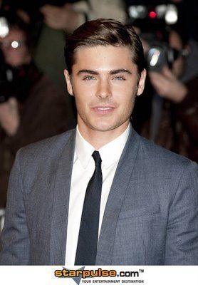 Zac Efron at the London Premiere of 17 Again