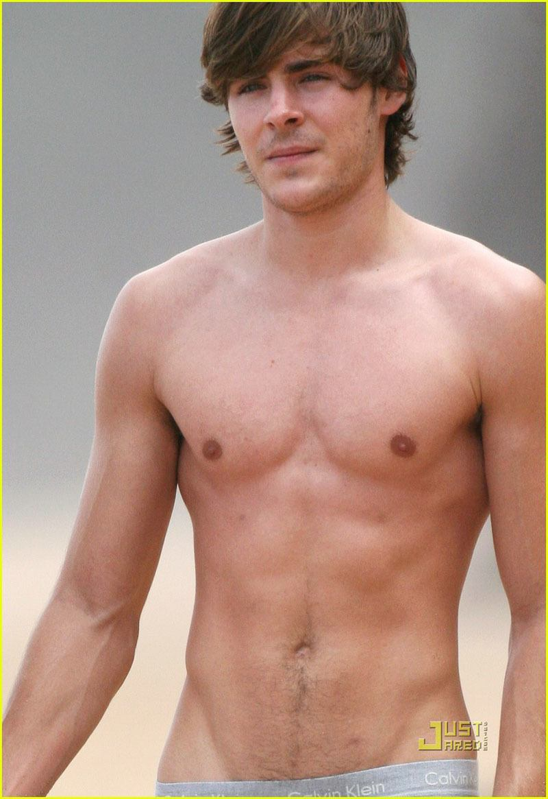 Zac Efron Mix, Including Shirtless