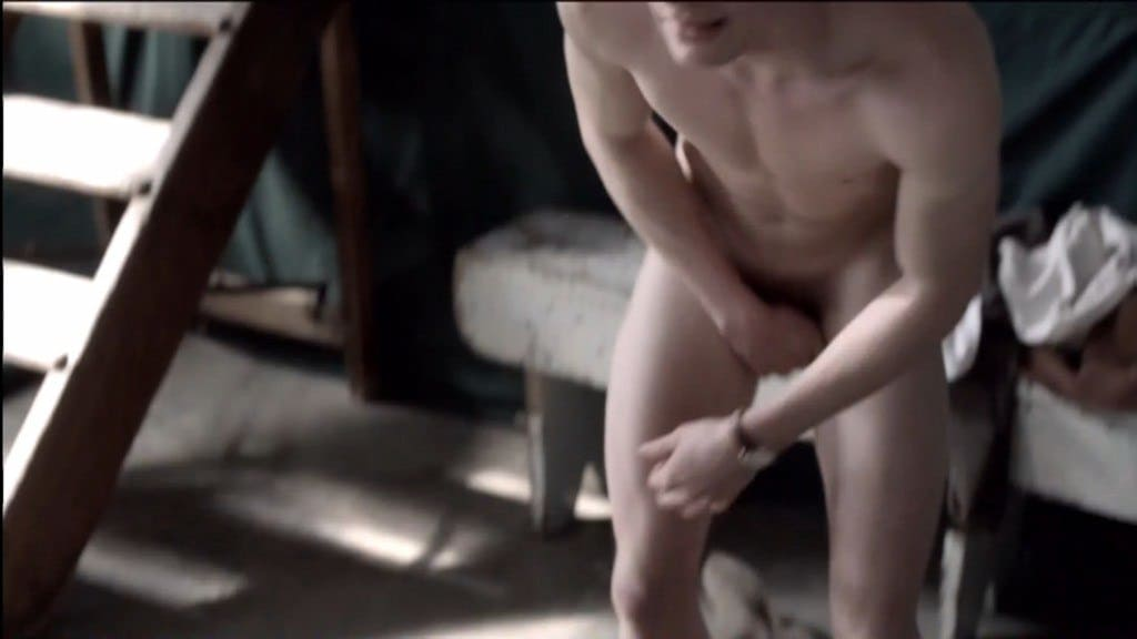 Jack O'Connell Naked In The Runaway