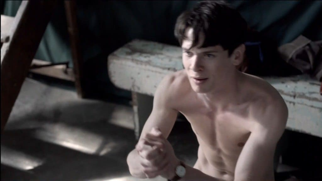 Jack OConnell Naked In The Runaway image