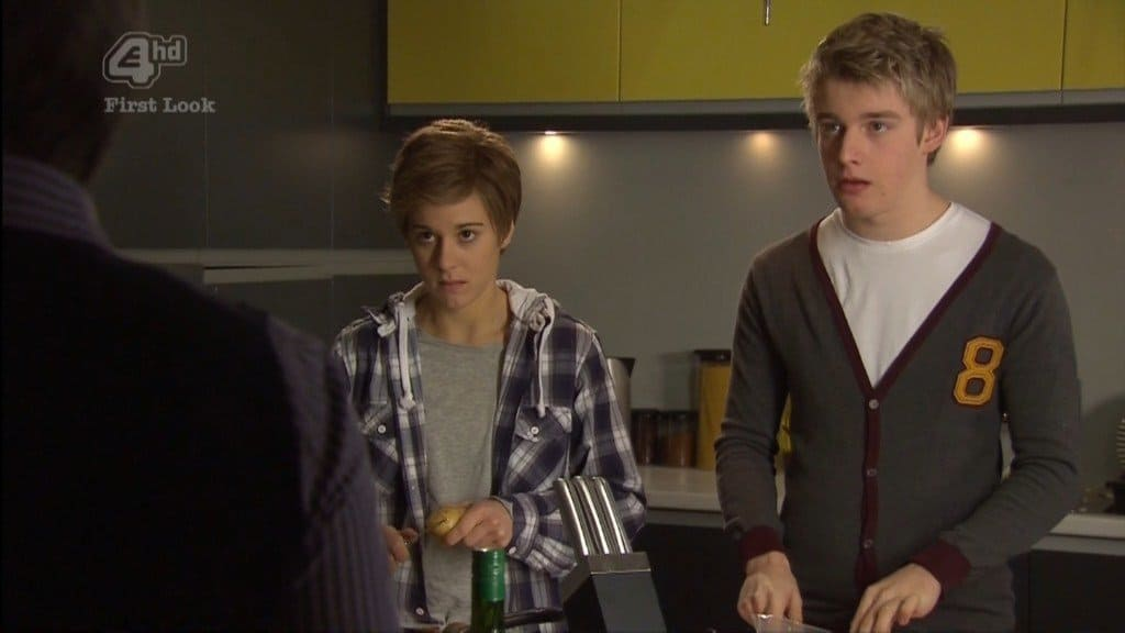 New Miles Higson In Hollyoaks image
