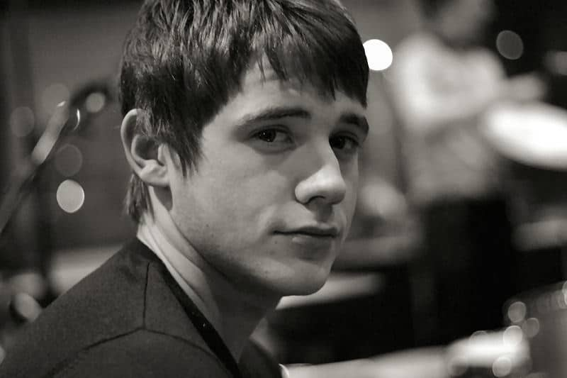 Jamie Cook From Arctic Monkeys image