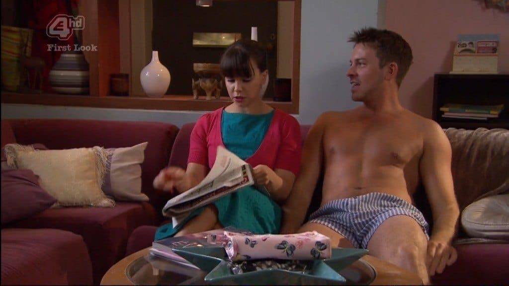 Ashley Taylor Dawson In Underwear image