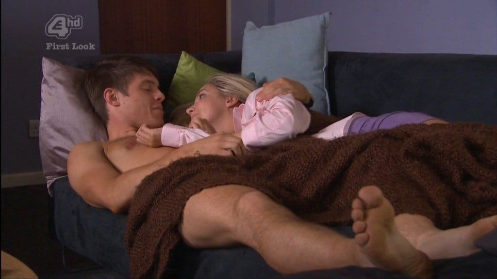New Craig Vye Shirtless In Hollyoaks image