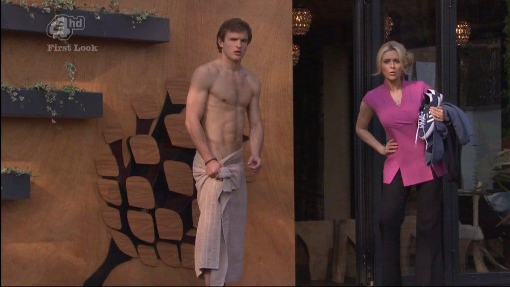 Matt Martin In Hollyoaks Naked image