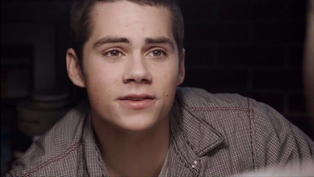 Dylan OBrien In Teen Wolf Episode 4 image