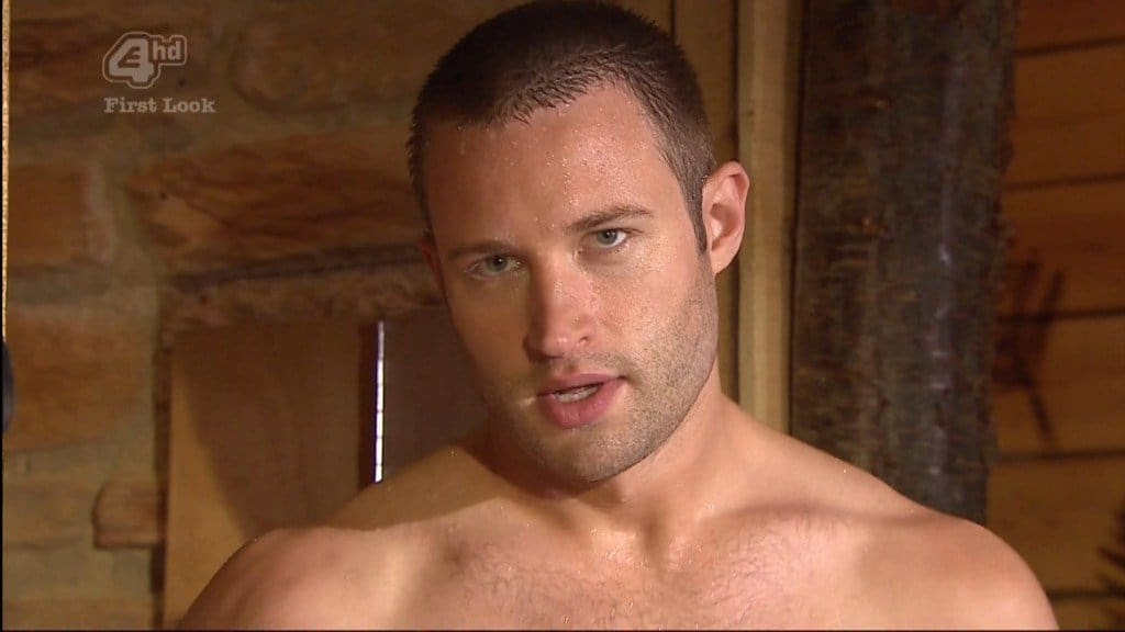 Richard Winsor Shirtless In Hollyoaks image