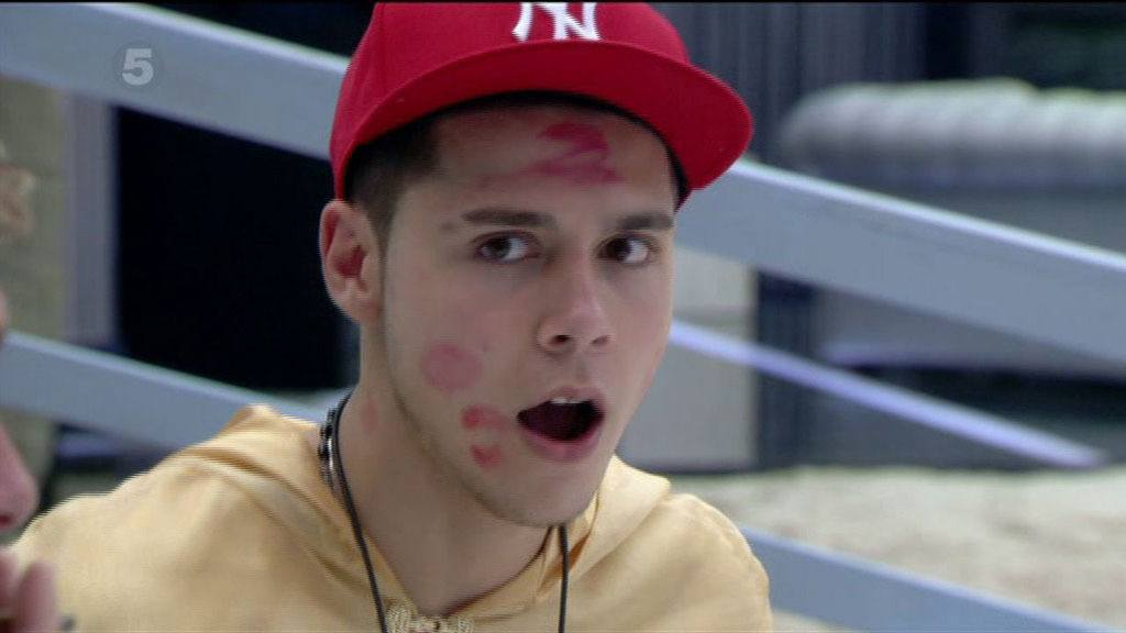Aden Theobald From Big Brother image