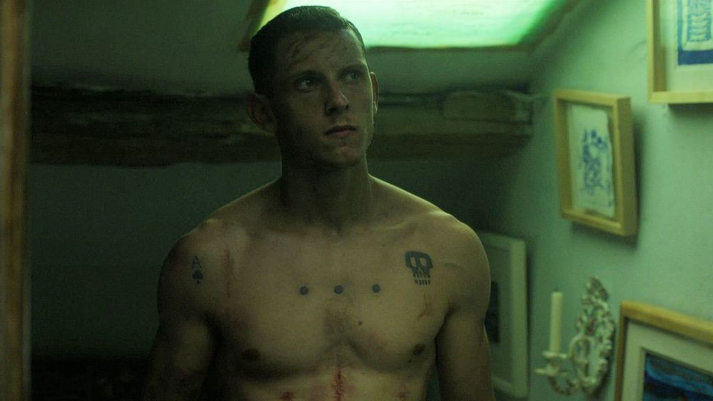 Jamie Bell Shirtless image