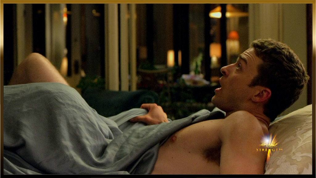 Justin Timberlake Naked In Friends With Benefits image