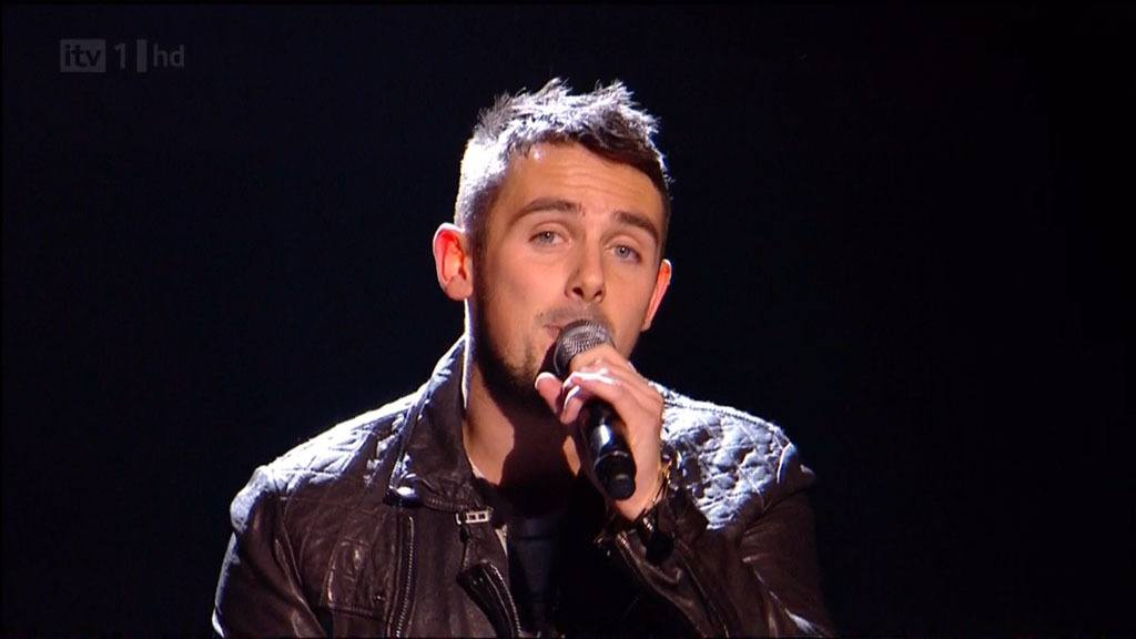 Charlie Healy From The Risk On X Factor image